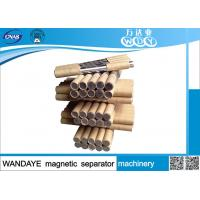 Best Custom Overband Magnetic Separator ,  Strong Permanent Magnetic Rod / Bar wholesale