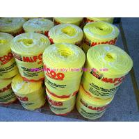 Best 100% Virgin PP Banana Twine , Colorful PP Packing Rope Twisted UV Treated wholesale