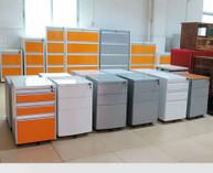China office desk movable drawer cabinet ,office table movable drawer