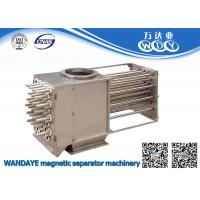 Semi - Automatic Permanent Magnetic Separator Cabinet Iron Remover 8 layer