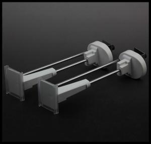 Best COMER Slatwall Garment Display Hook Hanger Holder Hooks for mobile stores wholesale