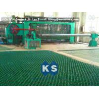 Best High Corrosion Hexagonal Wire Netting Machine For Making Stone Cage 2x1x1m wholesale
