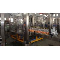 Quality 380V 50HZ Carbonated Drink Filling Machine , Soda Water / Soft Drink Filling Machine wholesale