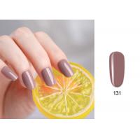 Best DIY Professional Pure Color UV LED Gel Nail Polish High - Molecular Organic Materials wholesale