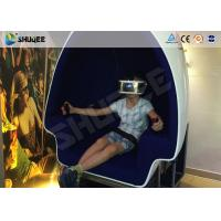 Best No Need To Install 2 Motion Egg Seats 9D VR Cinema Virtual Reality wholesale