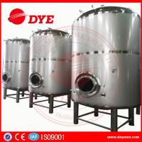 Best 3000L Sanitary Stainless Steel Wine Tanks For Brewery / Beer Brewing Tanks wholesale