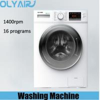 China A+++ Big capacity 8/9/10/12/14/17kg front loading washing machine on sale