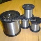 Buy cheap 3mm Monel 400 alloy without stress fissure Monel Welding Wire for heating purpose from wholesalers