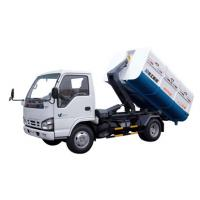 Best Sealed Rear Loading Garbage Truck , Special Purpose Vehicles wholesale