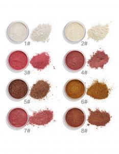 Best GMP Waterproof Mineral Makeup Pressed Powder For Dark Skin wholesale