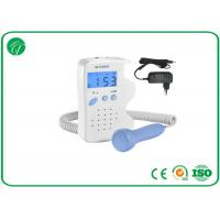 Best FD-200D Handheld Fetal Doppler Machine With Low Ultrasound Dosage wholesale