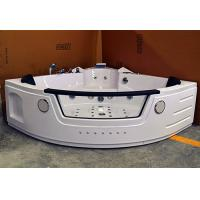 Best 55 Inch Freestanding Jacuzzi Whirlpool Bath Tub With Back Air Bubble Massage wholesale