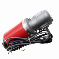 Best Black casing Permanent Magnet Automatic Sliding Door Motor 24VDC 60W or 100W No Load Speed 200RPM wholesale
