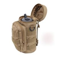 Best Tactical Water Bottle Pouch Pack Gear Waist Molle Gear Attachments wholesale