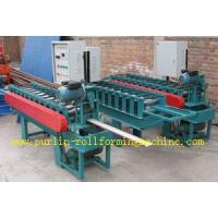 Best CNC Automatic Metal Ceiling Roll Forming Machine For Fold and Slit Work Piece wholesale