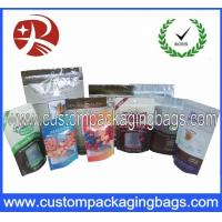 Best Side Gusset Aluminium Foil Coffee Packaging Bags For 16oz Coffee Beans wholesale