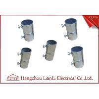 Cheap Electro Galvanized Gi Conduit Pipe Screwless Coupler Electrical Conduits And Fittings for sale