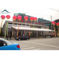 Best Customized Size Large Exhibition Canopy Heavy Duty Tent For Parties wholesale