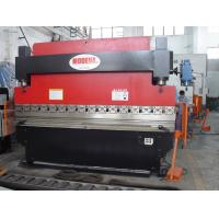 Torsion Bar Synchro Hydraulic Press Bending Machine For Iron Sheet