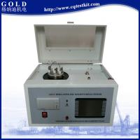 Buy cheap China Made Low Price Insulating Oil Volume Resistivity Tester from wholesalers