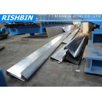 Quality 380v Purlin Z Profile Steel Roof Rolling Forming Machine with 80 mm Shaft Diameter wholesale