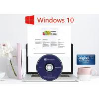 Best Product Keys Windows 10 Pro OEM Sticker 64 Bit Online Activation Support wholesale