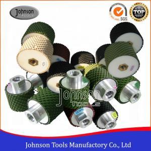 Best 2 Inch 3 Inch  Diamond Drum Wheel , Diamond Sanding Drum With Resin Bond Material  wholesale