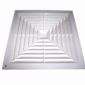 Details of air vent pvc air vent plastic air vent ceiling - Grille ventilation fenetre pvc ...