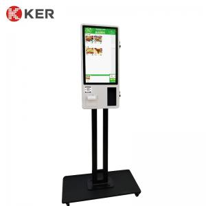 Best KER 21.5 Inch LCD Restaurant Self Ordering System wholesale