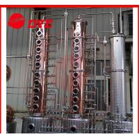 Best Rum / Gin Mini Industrial Distillation Of Alcoholic Beverages Customized wholesale