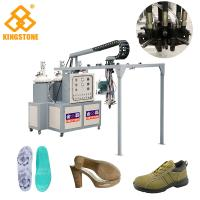 Best PU Injection Moulding Machine , Polyurethane Foam Machine For High Heel Shoes wholesale
