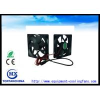 Best Electronic Equipment Cooling Fans Computer Case 12V Cooling Fan 120mm X 120mm X 25mm wholesale