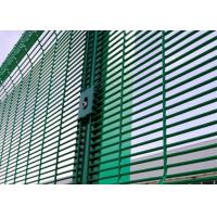 Buy cheap Quality Testing I Powder Coating 358 Security Wire Mesh Fence from wholesalers