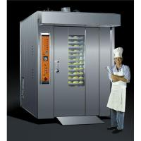 Best 64trays gas rotary oven wholesale