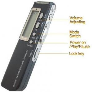 Best Prefessional Portable Voice Recorder VR-12 wholesale
