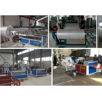 Best High Efficiency Band Strapping Machine / PE Air Cushion Film Production Line wholesale
