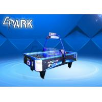 Best coin operated air hockey table arcade amusement 2 player Star hockey sports game machines wholesale