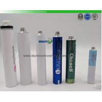 Best Waterproof Aluminum Tube Containers , Aluminum Laminated Tube Unbreakable And Lightweight wholesale
