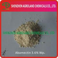 Cheap Antibiotic Agent Abamectine 96%TC 95%TC 1.8%EC 3.6%EC 5%EC 3.6%WP for sale