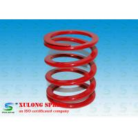 Best Profile Compression Shock Absorber Coil Spring 55CrSi 5Mm  Wire Thickness wholesale