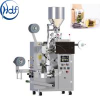 Best 3.7 Kw Automatic Food Packing Machine For Small Tea Filter Bag Packing wholesale