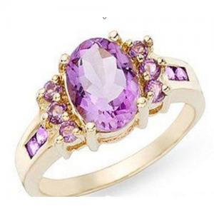 Best Amethyst ring wholesale