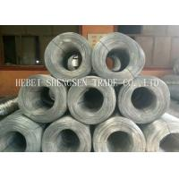 Best ISO9001 Low Carbon Electro Galvanized Steel Coil BWG 21, 25kg - 500kg Per Roll wholesale