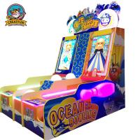 Best 1 Or 2 Player Coin Operated Game Machine Lottery Ticket Bowling Machine Game wholesale