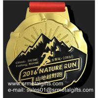 Custom unique metal medals manufacturer in China