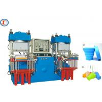 Best High Output Silicone Bracelet Maker Machine , Folded Cup Silicone Wristband Machine wholesale