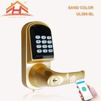 Best Password Smart Digital Door Lock 0 Degree-70 Degree Working Temperature wholesale