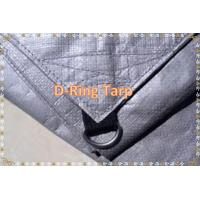 Best Waterproof D-ring Tie Down PE Material  Tarp Poly Tarp With D-ring wholesale
