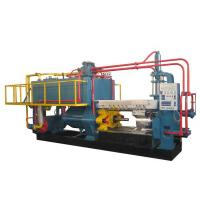 Buy cheap 550TON 55KW double acting aluminum profile extrusion machine from wholesalers