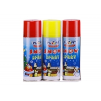 Best Resin 9505900000 Tin Can 250ml Party String Snow Spray wholesale